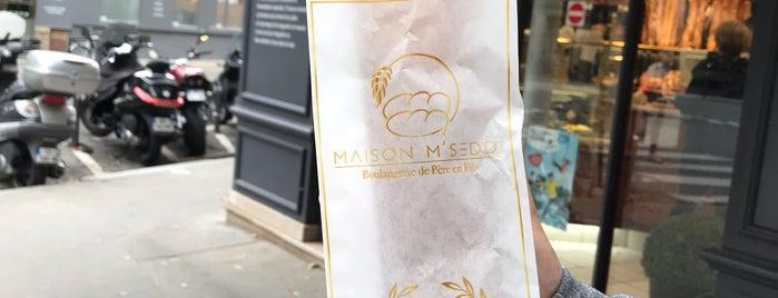 Boulangerie Maison M'seddi is one of Yemek 2.