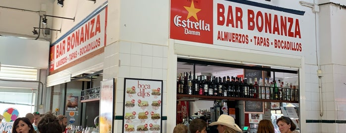 Bar Bonanza is one of País Valencià.
