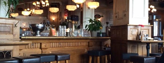 Café Moeke is one of Locais curtidos por anthony.