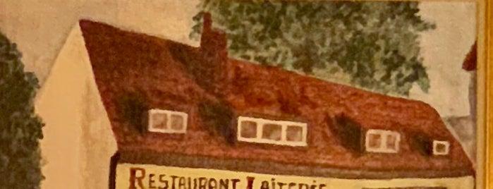 La Laiterie is one of Les restos de Steph G..