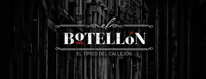 El Botellón is one of Locais salvos de Caro.