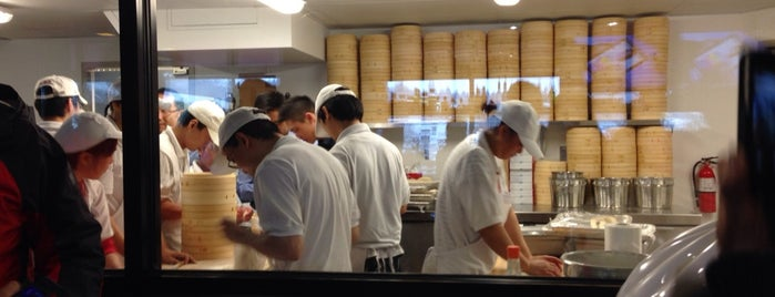 Din Tai Fung 鼎泰豐 is one of Seattle Must Eats + Sights.