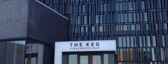 The Keg is one of Locais curtidos por Fernando.