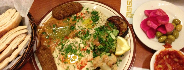 Old Jerusalem Restaurant is one of Good eats 2.