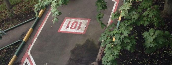 Диагностический центр №3 is one of Ilija : понравившиеся места.