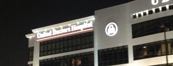 United Doctor's Hospital is one of ph.