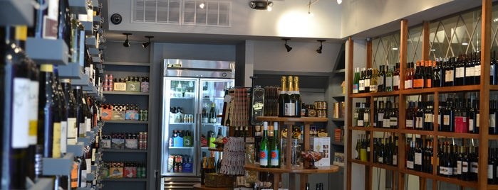 DCanter -- A Wine Boutique is one of C+B DC.