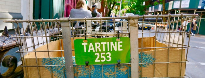 Tartine is one of The New Yorkers: BYOB.