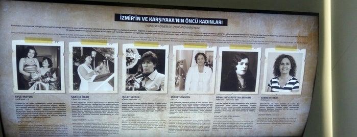 Atatürk, Annesi Ve Kadin Haklari Aniti Saygi Muzesi is one of Suleyman'ın Beğendiği Mekanlar.