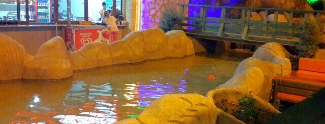 Serinpınar Cafe is one of Tempat yang Disimpan volkan.