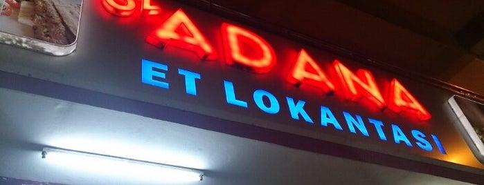 ÖZ ADANA ET LOKANTASI is one of Denenecekler.