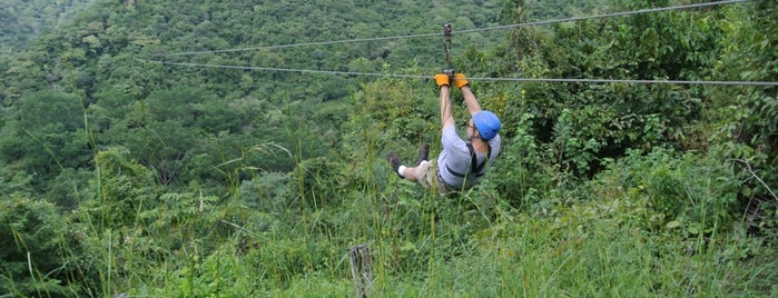 miss sky canopy tour is one of Keith's Liked Places.