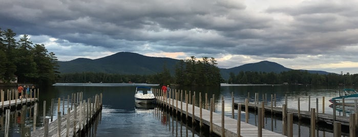 The Algonquin is one of Lake George 2K19.