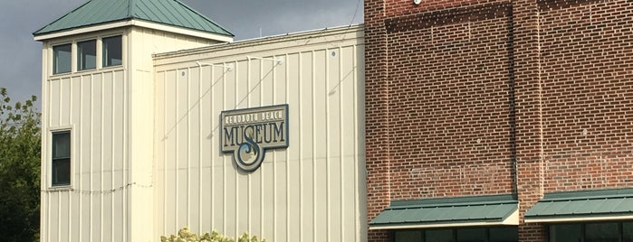 Rehoboth Beach Museum is one of Rehoboth.