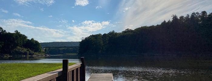 Lander's River Trips is one of Around Narrowsburg.