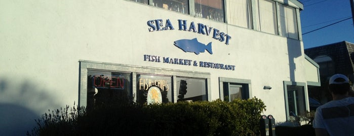 Sea Harvest Fish Market is one of Asisさんの保存済みスポット.