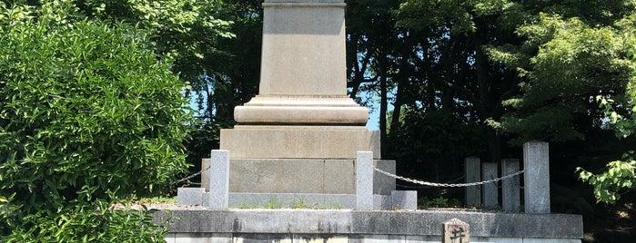 井伊大老銅像 is one of 西郷どんゆかりのスポット.