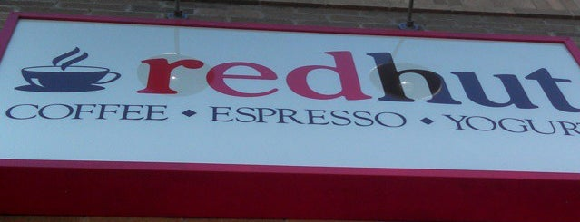 Red Hut Coffee is one of coffee shops.