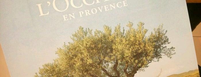 L'Occitane en Provence is one of Tempat yang Disukai Γιεσιμ.