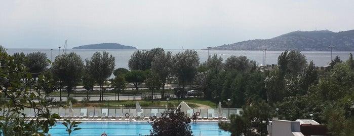 DSİ Dragos Tesisleri is one of Gespeicherte Orte von Gözde.