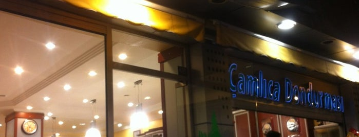 Çamlıca Pastanesi is one of Gezdim.