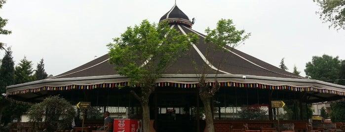Nostalji PARK is one of Tempat yang Disukai 'Özlem.