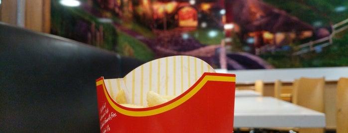 McDonald's is one of Tempat yang Disukai Rainbow.