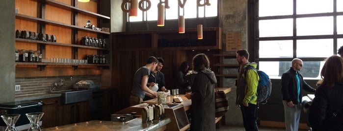 Coava Coffee Roasters Cafe is one of Visiting Portland.