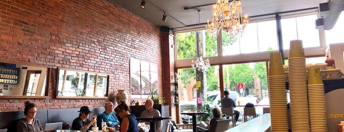 Caffe Umbria is one of Ballard.