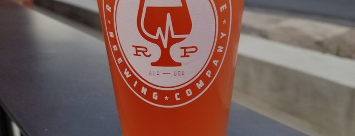Resting Pulse Brewery is one of Auburn.