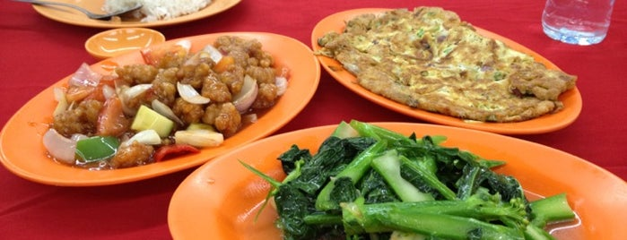 Restaurant Yong Chew is one of Breakfast.