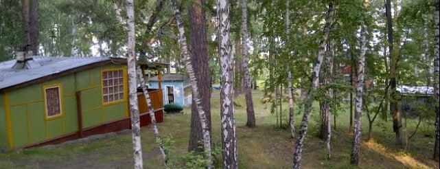 Огонёк is one of Tempat yang Disukai Vlad.