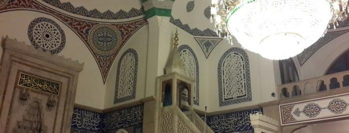 Merzifonlu Sadrazam Kara Mustafa Paşa Vezir Camii is one of 1-Fatih to Do List | Spiritüel Merkezler.