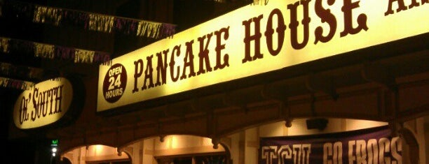 Ol' South Pancake House is one of FW Magazine 30 Best Breakfast Places.