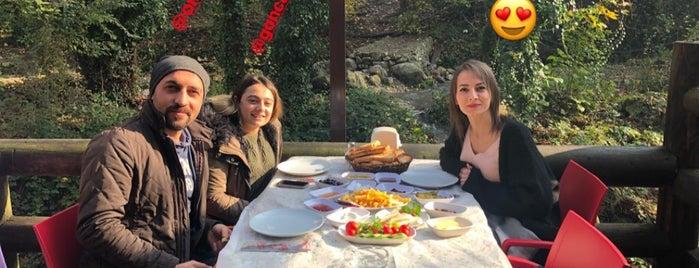Sakli Bahce Restaurant is one of Posti che sono piaciuti a Mrt.