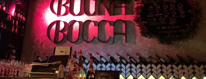 Buona Bocca is one of BEIJING FOOD.