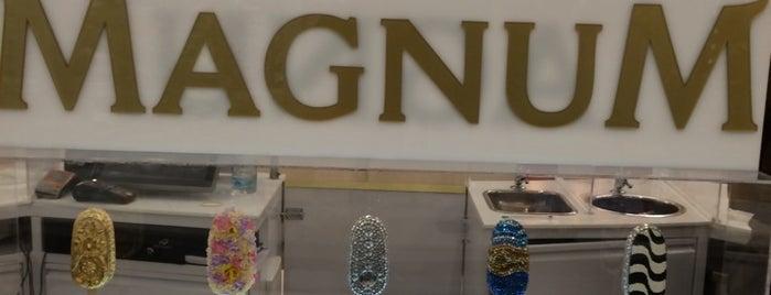Magnum Pleasure Spot is one of Sorveterias.