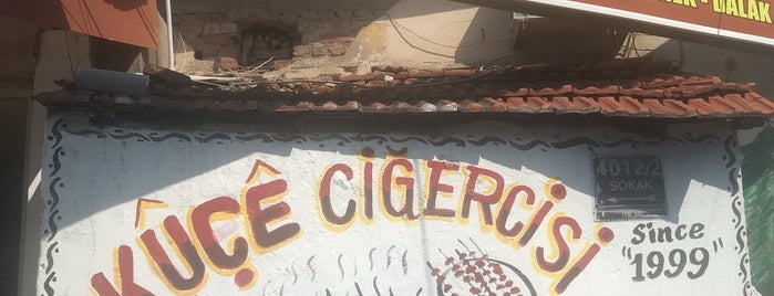 Kuçe Cigercisi is one of Hatice'nin Beğendiği Mekanlar.