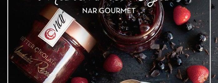 NAR Gourmet is one of Yazgan İstanbul Mekanları.