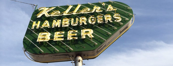 Keller's Drive-In is one of 67 Things to do in Dallas Before You Die or Move.
