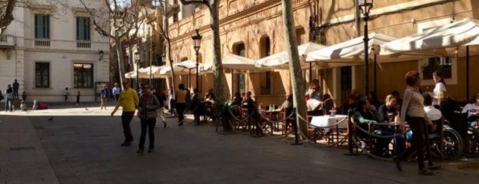 Carrer Major de Sarrià is one of Barcelona.