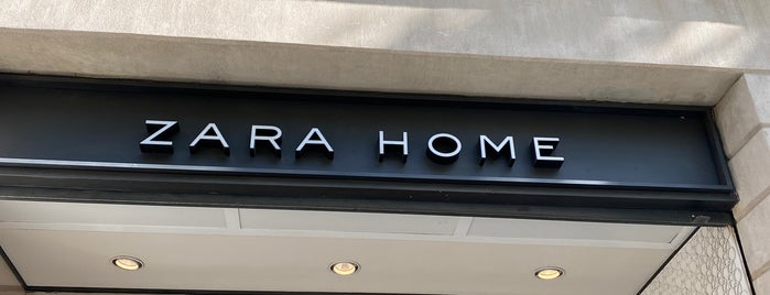 Zara Home is one of Barcelona.