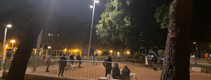 Parque Ferran Casablancas is one of Lugares favoritos de Carlos.