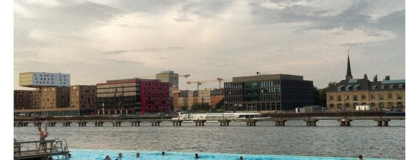 Badeschiff Berlin is one of G-Rated.