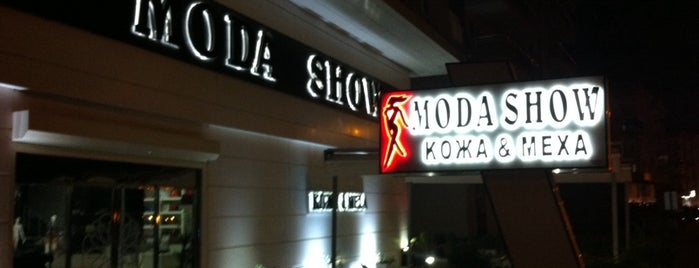 Moda Show is one of Yunusさんのお気に入りスポット.