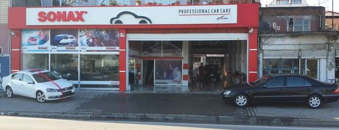 SONAX Professional Yacht & Car Care is one of Yunus'un Beğendiği Mekanlar.