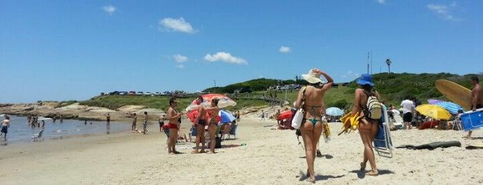 Playa La Moza is one of Uruguay.