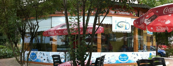 Bereket Park Cafe is one of Ayder- Turkey.