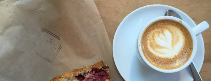 The ELK is one of 25 Top Coffee Shops in NYC.