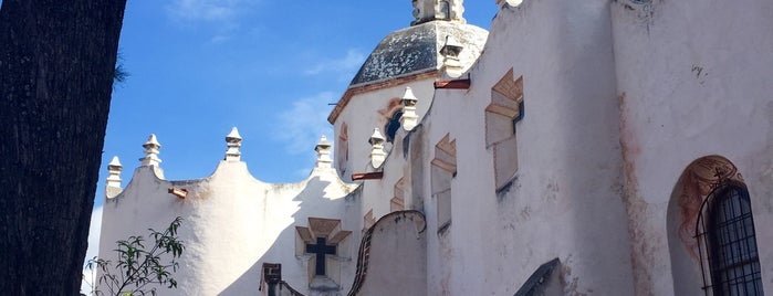 Atotonilco is one of San Miguel Allende City guide.